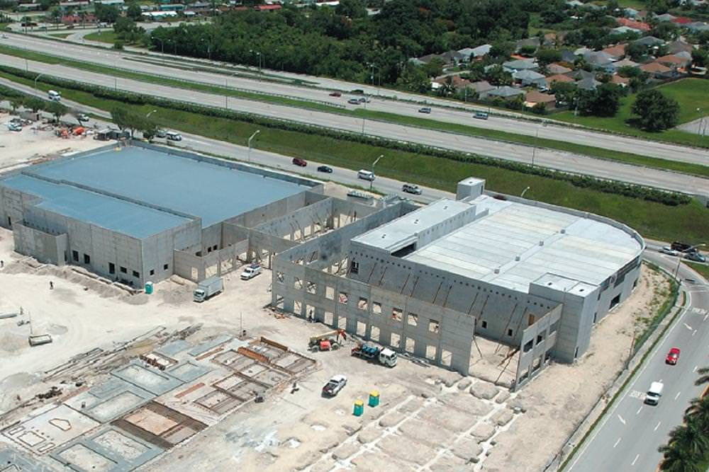 mercedes benz of cutler bay silva structures